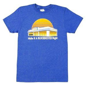 Throwback Blockbuster T-Shirt X-Large